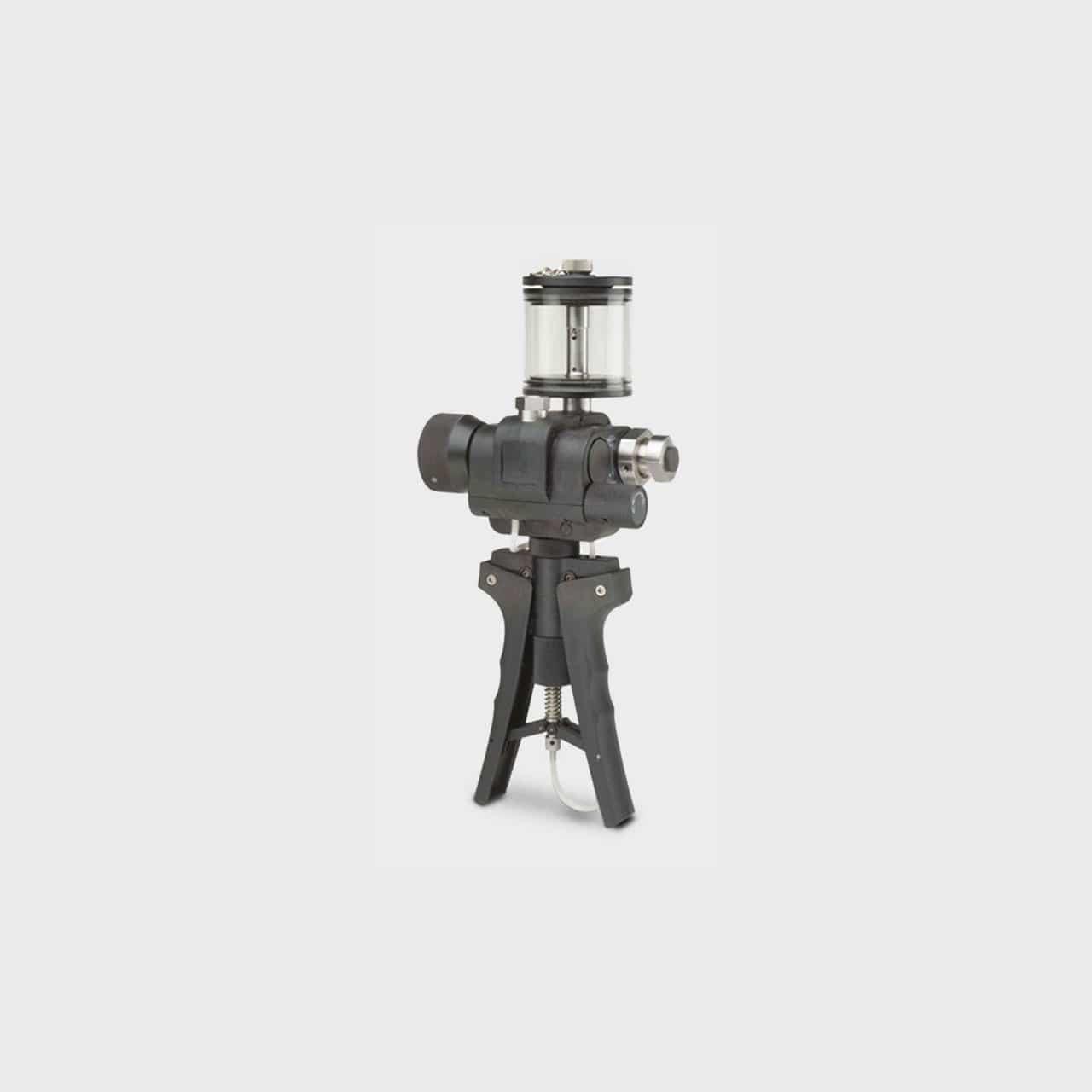 AKS-Messtechnik Handpumpen PV 411A (p 40 bar/h 700 bar)