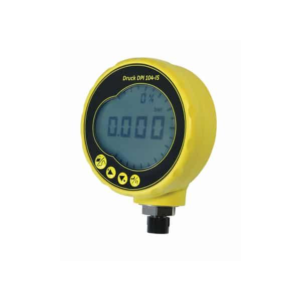 AKS-Messtechnik Druck-Anzeiger DPI 104 und DPI 104-IS