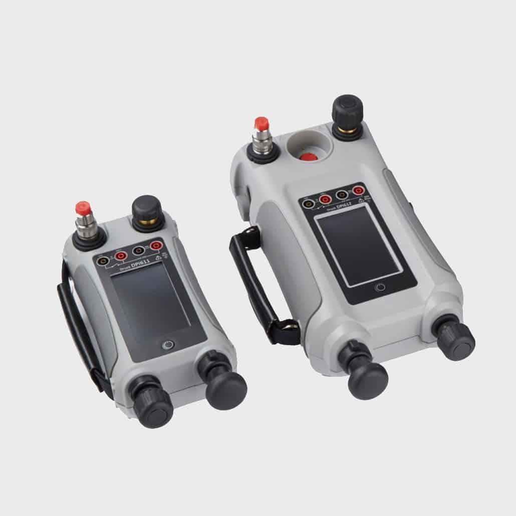 AKS-Messtechnik Druck-Kalibratoren DPI 611
