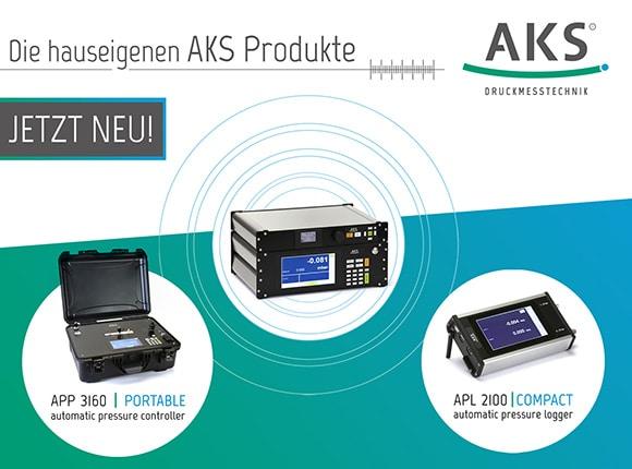 Die hauseigenen AKS Produkte sind da!